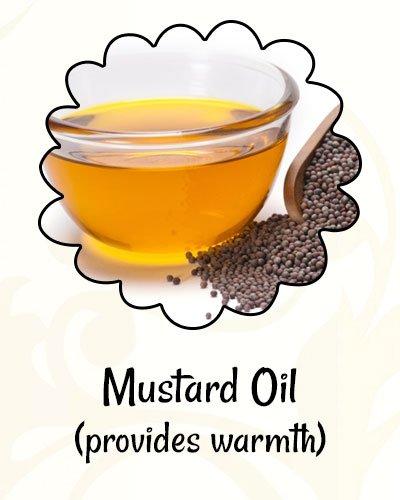 Mustard Oil for Osteoarthritis