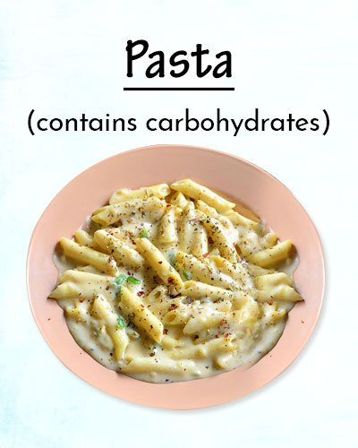 Pasta To Gain Weight