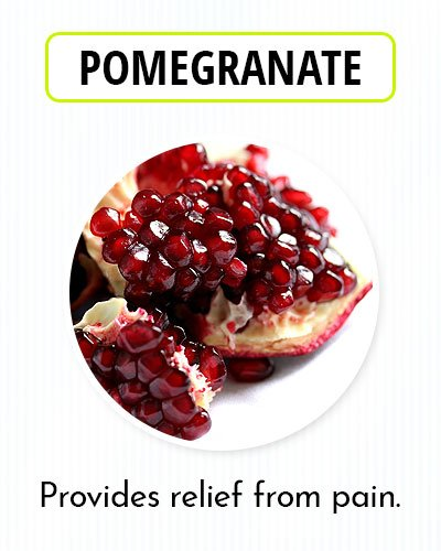 Pomegranate for Kidney Pain