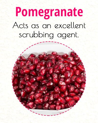 Pomegranate To Treat Milia On Face