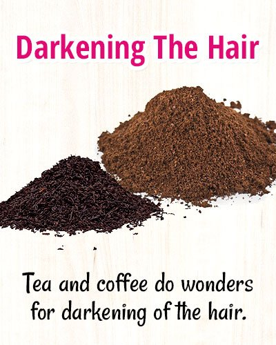 Tips For Darkening The Hair