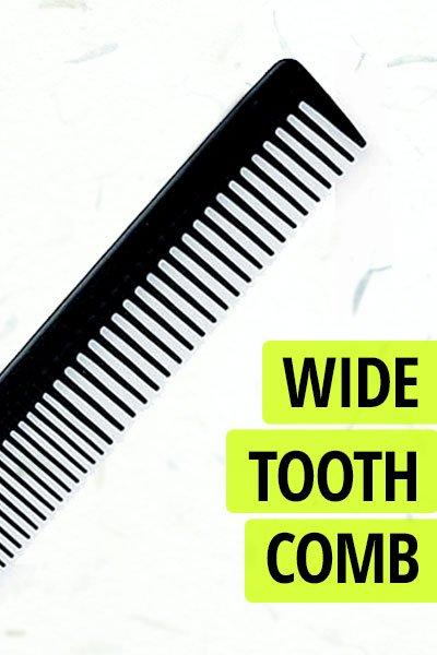 Regular Wide Tooth Comb