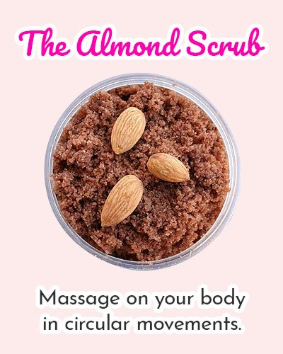 Almond Scrub Recipes