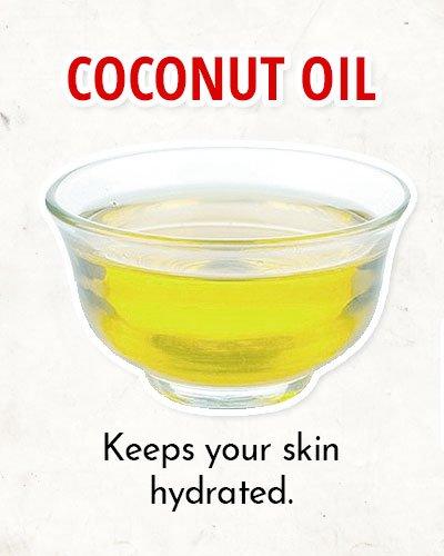 Coconut Oil to Overcome Facial Redness