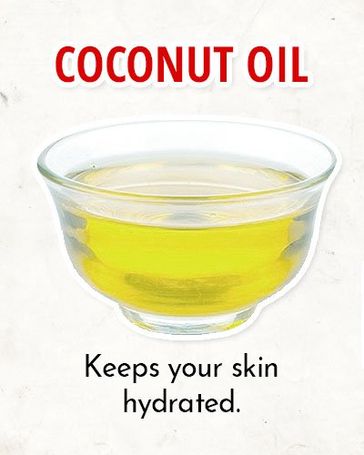 Coconut Oil to Overcome Facial Redness