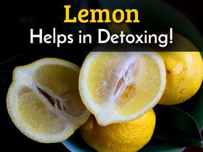Lemon Juice Helps Stop Your Period.