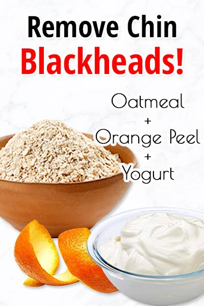 Oatmeal, Orange Peel Powder and Yogurt Face Mask