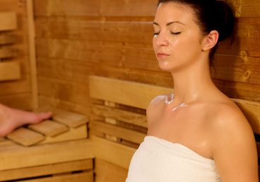 Amazing benefits of sauna