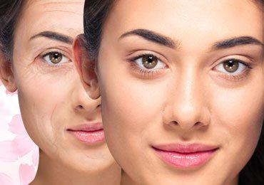 How To Get Rid of Wrinkles With Food - Wrinkles Free Skin