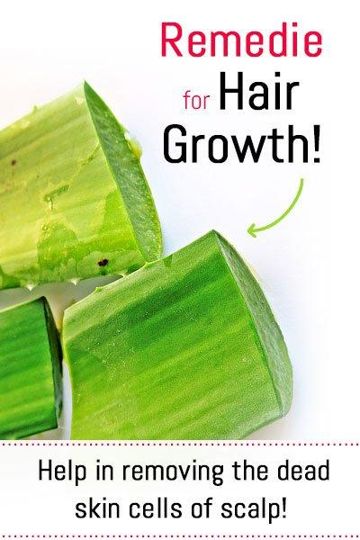 Aloe Vera for Hair Regrowth