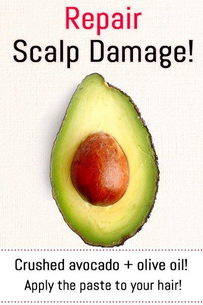 Avocado for Hair Regrowth