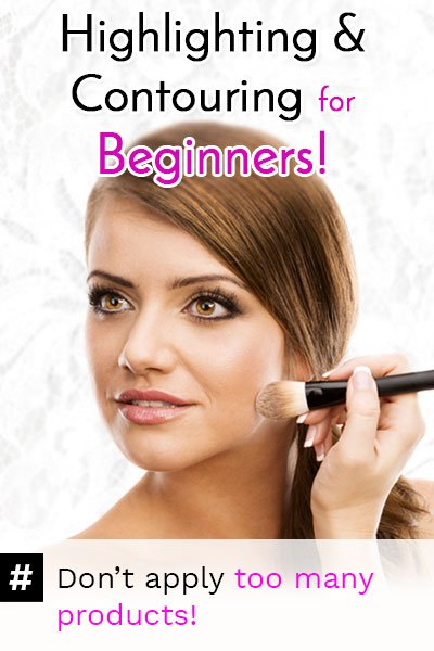 Avoid To Apply Too Many Makeup Products