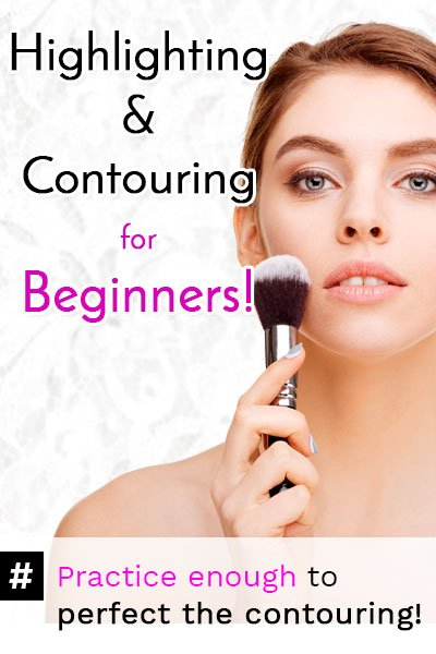 How To Contour Your Face?