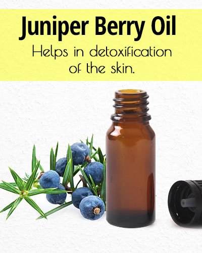 Juniper Berry Oil for Acne Treatment