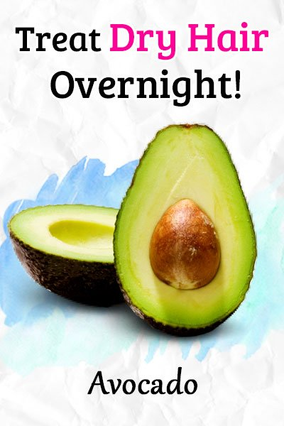 Overnight Avocado Treatment