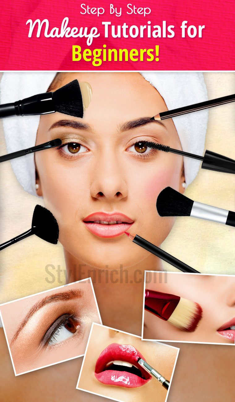 How To Do Makeup For Beginners : A Step By Step Guide
