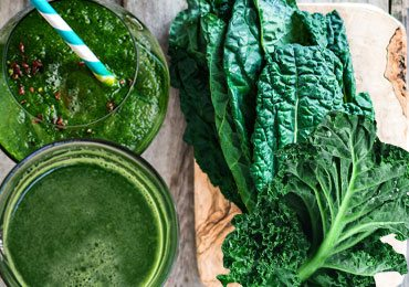 Amazing health benefits of kale juice