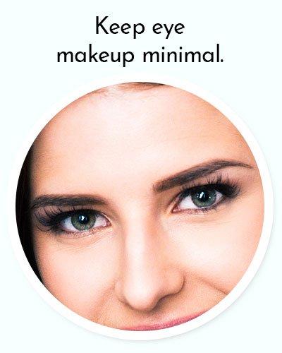 Appropriate Eye Make-Up