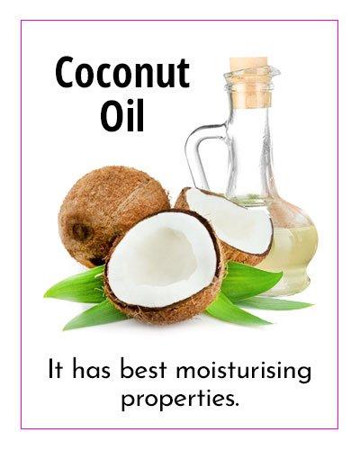 Coconut Oil Natural Moisturizer