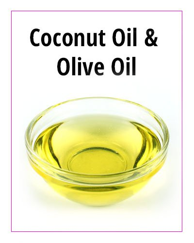 Coconut Oil and Olive Oil Face Moisturizer