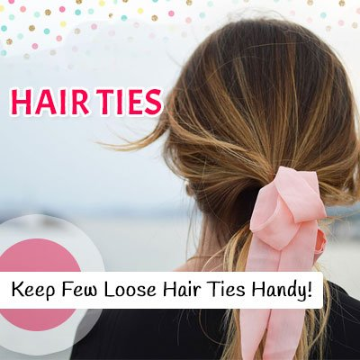 Hair Ties Beauty Essential