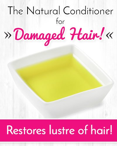 Olive Oil to Repair Heat Damaged Hair