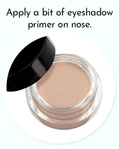 Use Primer For Slip-Proof Glasses