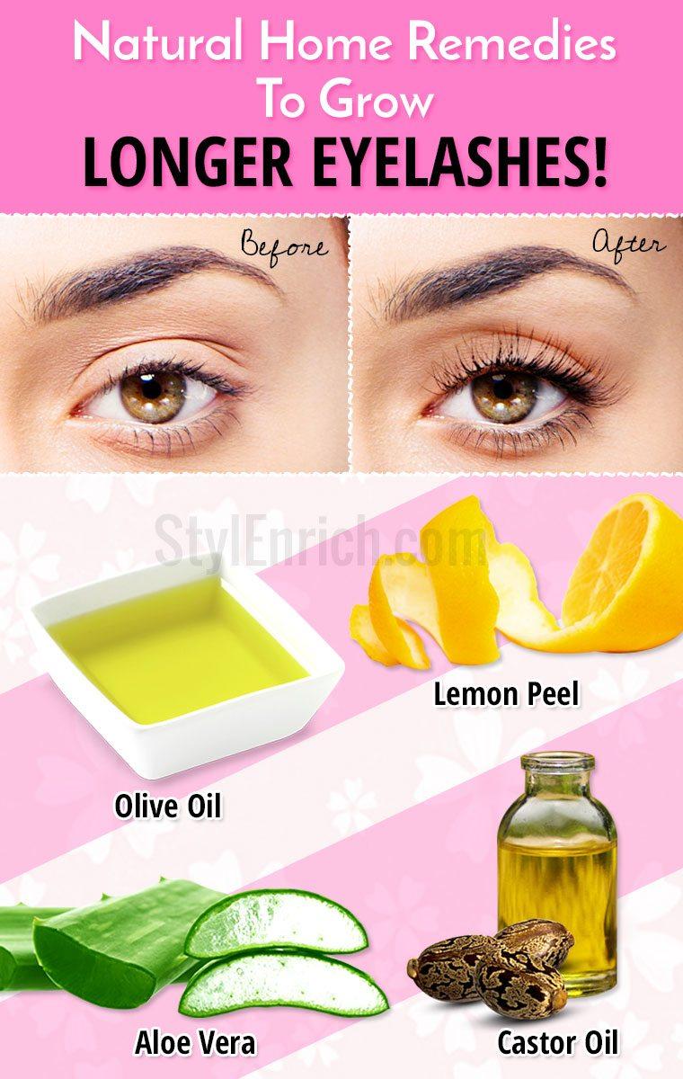 How to Grow Longer Eyelashes?