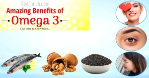 Amazing benefits of omega 3