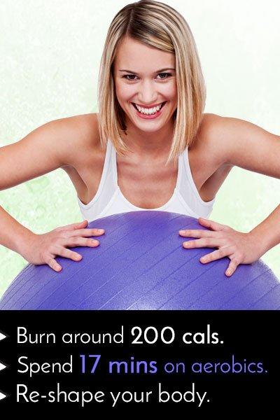 Aerobics to Burn Calories