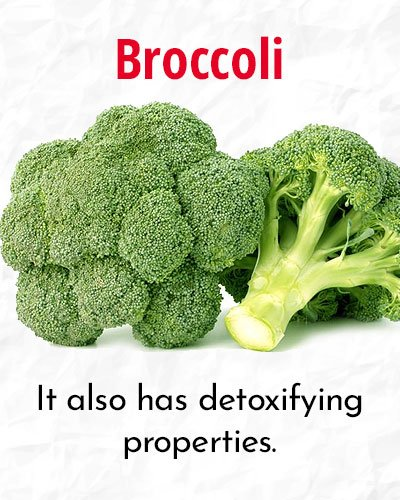 Broccoli To Speed Up Your Metabolism