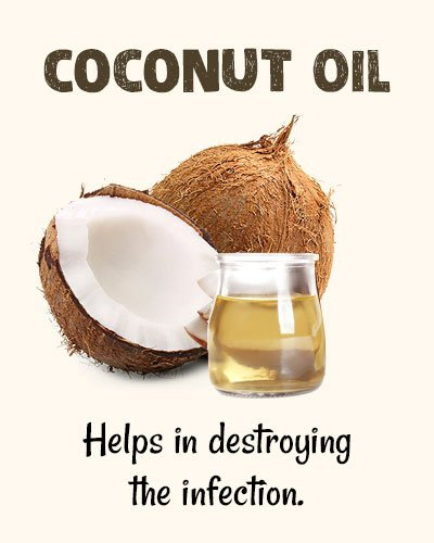 Coconut Oil for Toenail Fungus