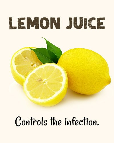 Lemon Juice for Toenail Fungus