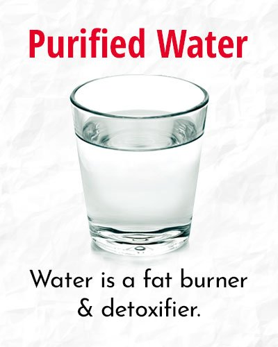 Purified Water To Speed Up Your Metabolism