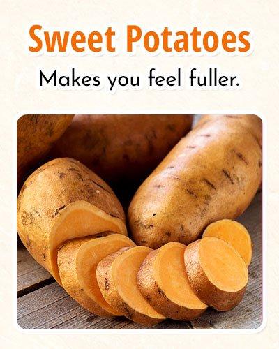 Sweet Potatoes ForBurning Fat