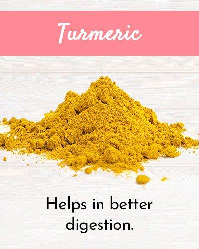 Turmeric For Burning Fat
