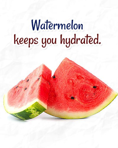 Watermelon to Beat the Heat