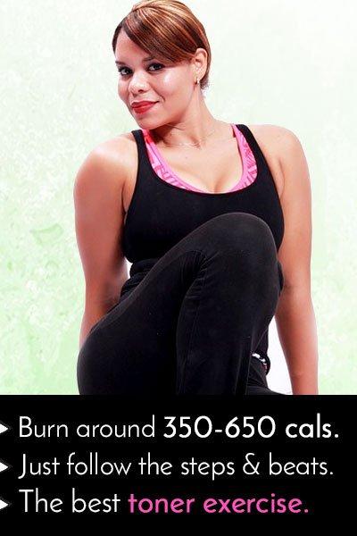 Zumba For Burning Calories