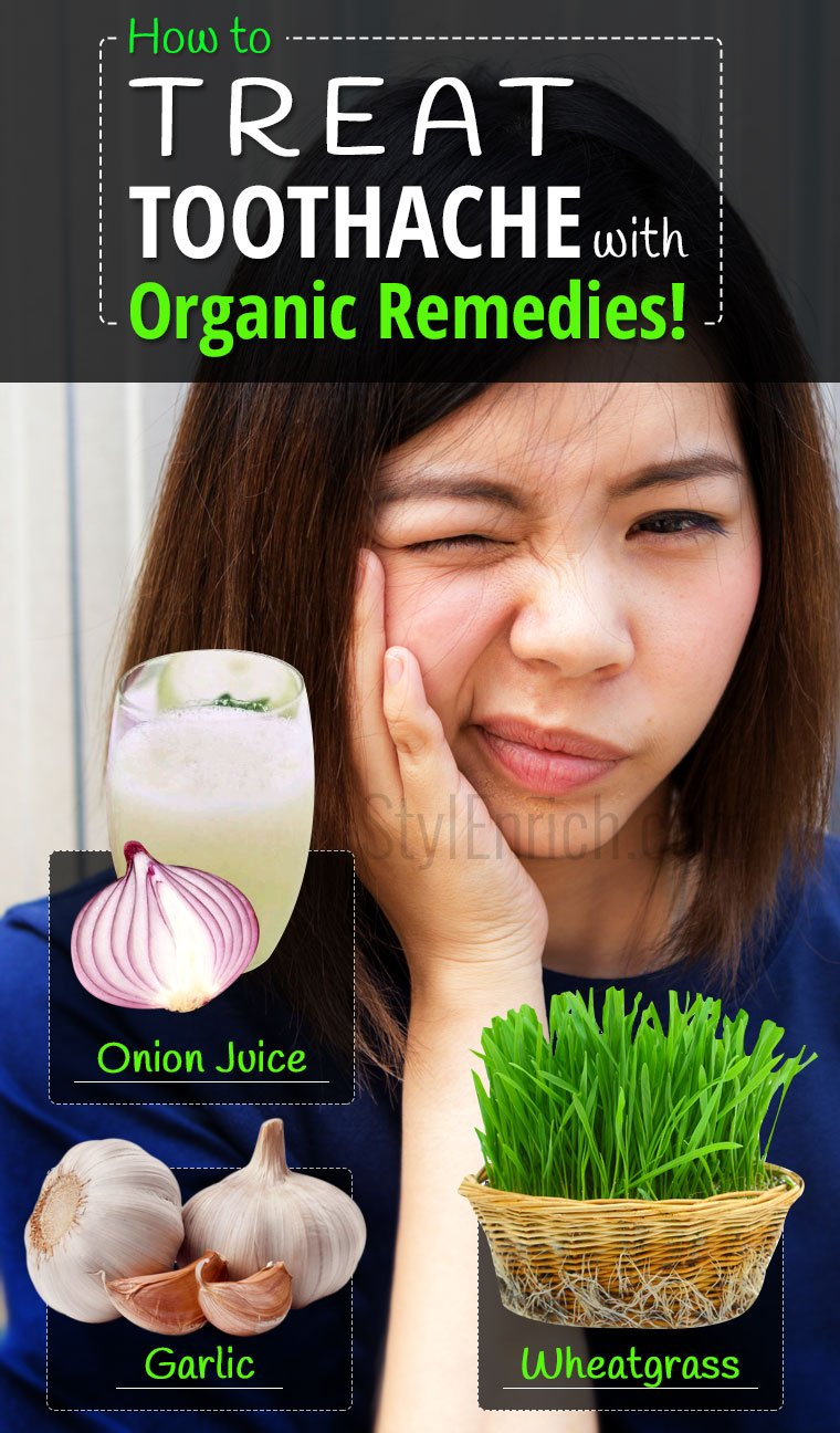 Natural Remedies for Toothache