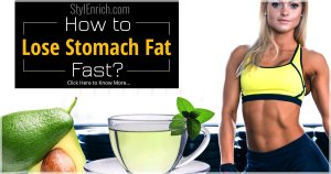 How To Lose Stomach Fat Fast?
