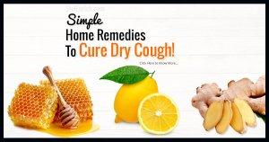 Dry Cough Remedies