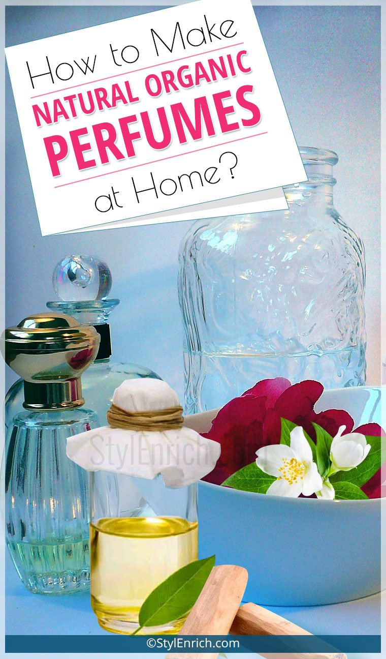 How To Make Your Own Perfume