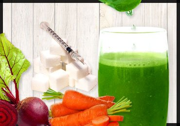 Fight Diabetes with 5 Healthy Juices
