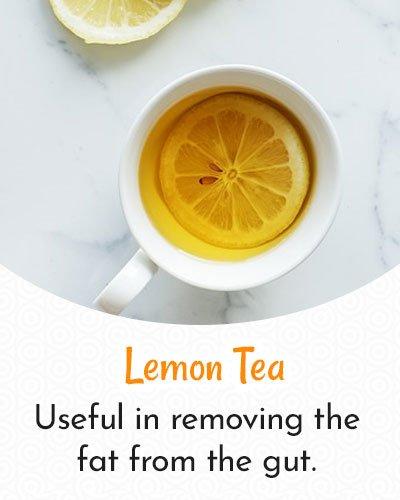 Lemon Tea For Weight Loss