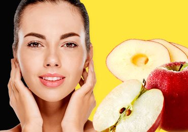 Apple Face Packs For All Skin