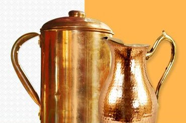 Health Benefits of Drinking Water From Copper Vessel!