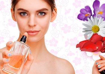 Organic Perfumes Recipes