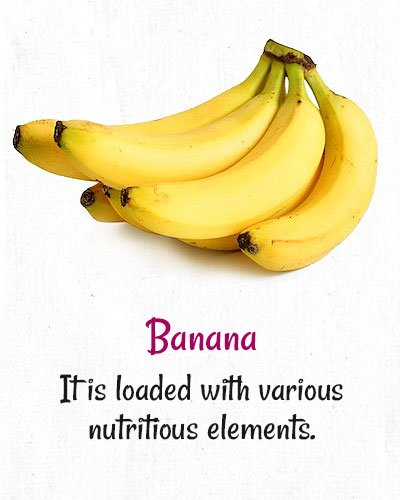 Bananas To Lose Weight