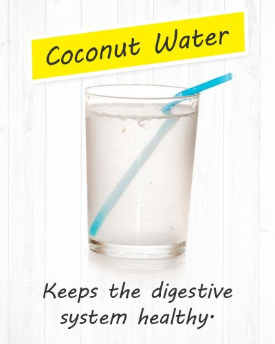 Coconut Water For Gastritis