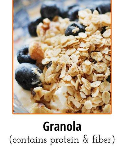 Granola Low Sodium Food